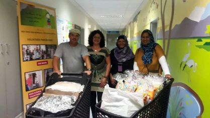 Angels-United-Helping-Hands-with-food-trolleys-Red-Cross-Hospital
