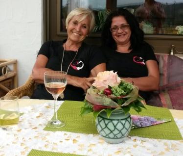 AUHH-NPO-Founders; Angelika and Zelda